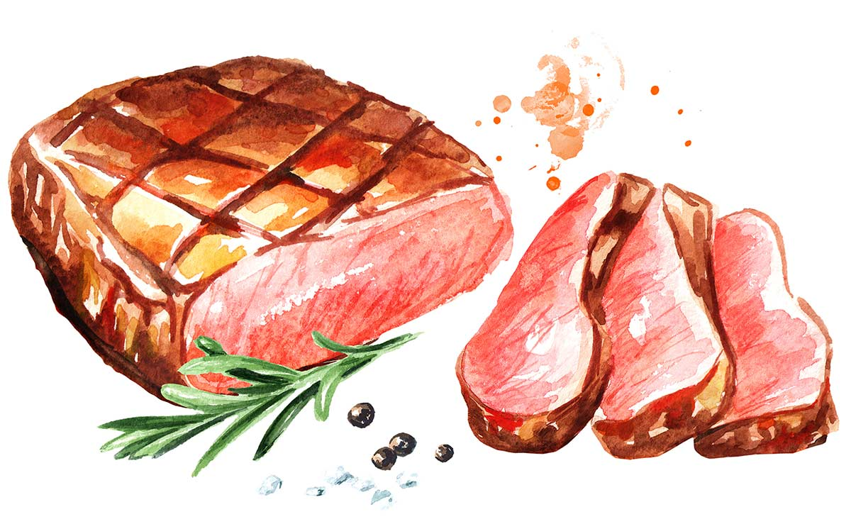 Our services Fresh Meat Menu Fresh