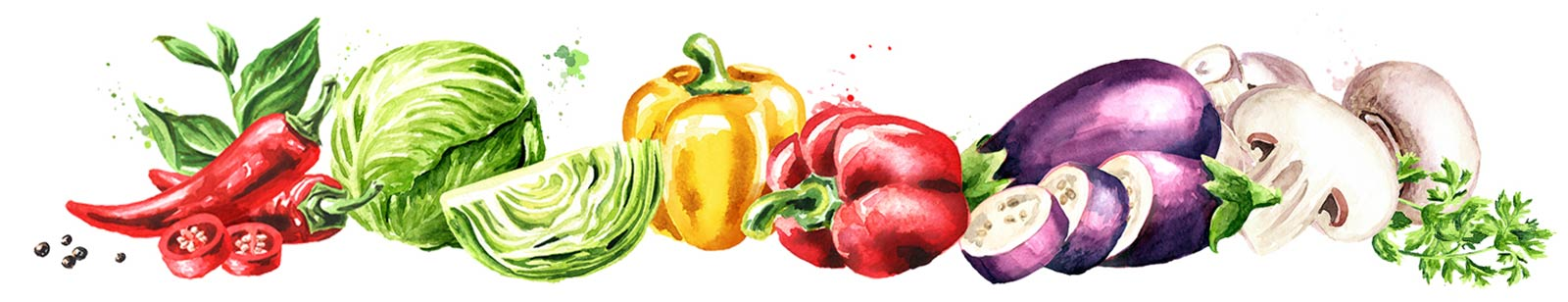 Vegetables from Menu Fresh