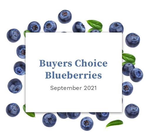 Buyers Choice Blueberries