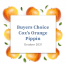 Buyers Choice: Cox's Orange Pippin - October 2021