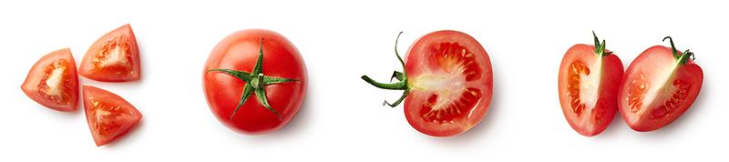 Menu Fresh Tomatoes