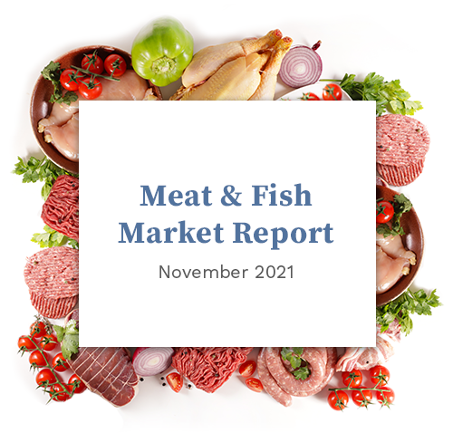 Meat & Fish Market Report November 2021